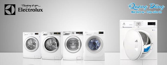bảng giá sửa chữa, bảo dưỡng, vệ sinh máy giặt electrolux