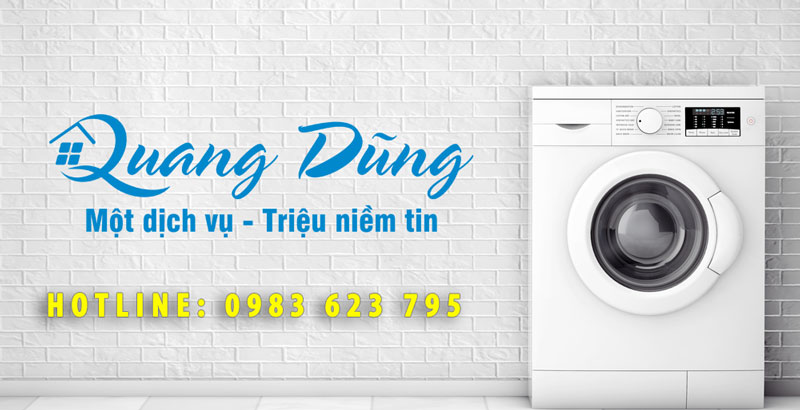 dịch vụ sửa chữa máy giặt electrolux