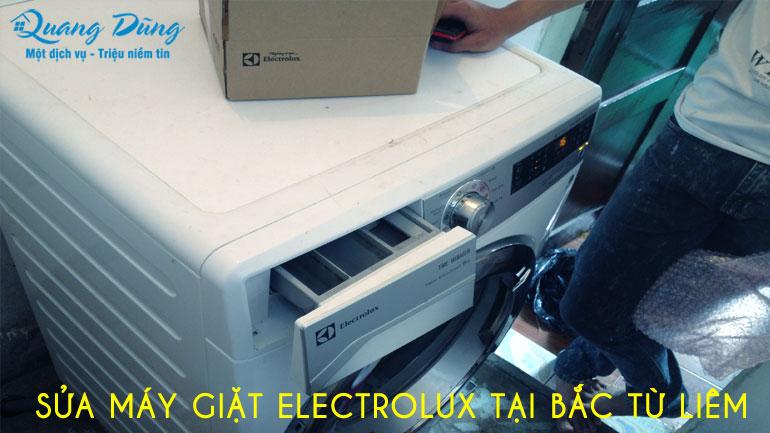 sửa máy giặt electrolux tại bắc từ liêm