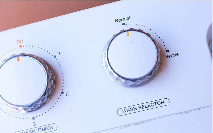 cách sử dụng máy giặt