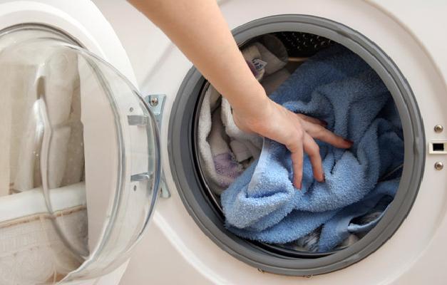 cách giặt chăn màn bằng máy giặt