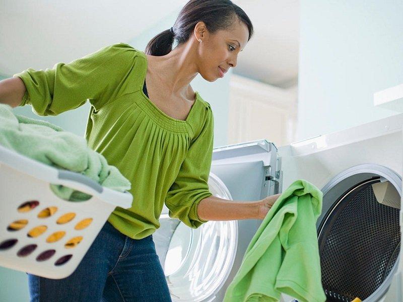 cách giặt đồ bằng máy giặt electrolux