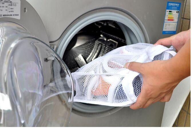 cách giặt giày vải bằng máy giặt