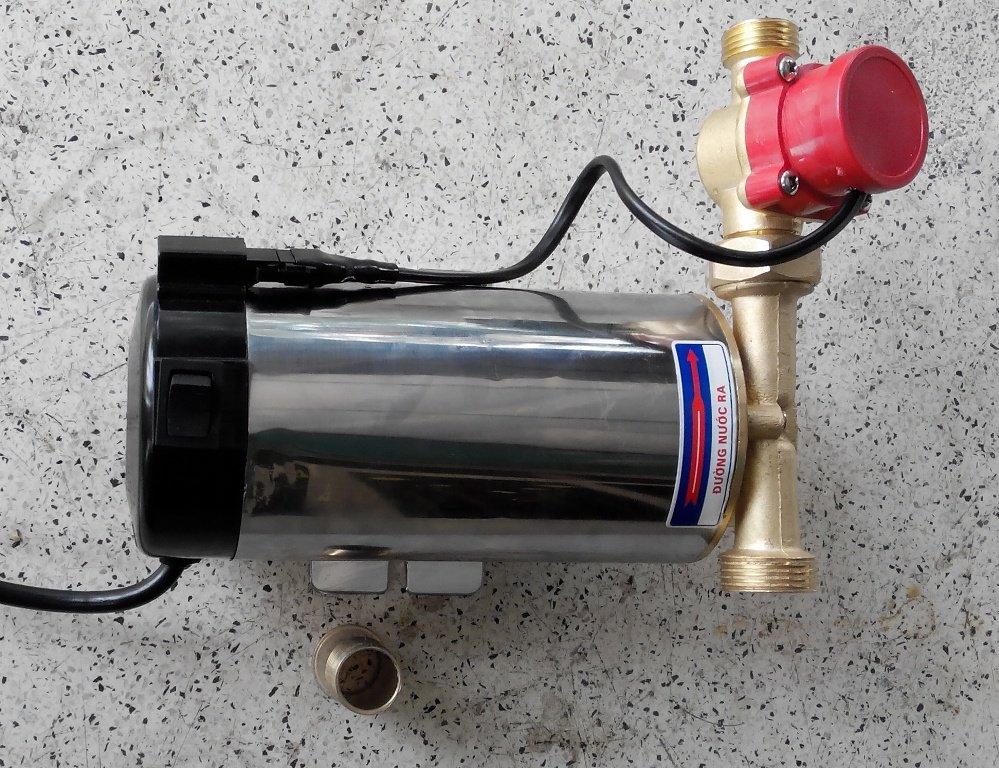máy bơm áp lực nước cho máy giặt
